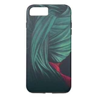 Green Turban iPhone 7 Plus Case