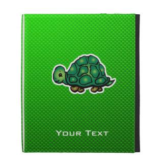 Green Turtle iPad Case