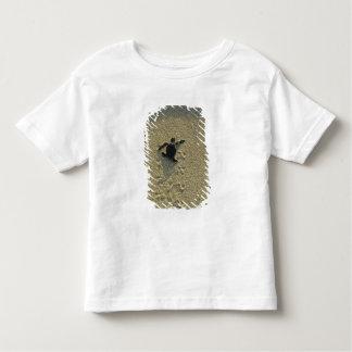 Green Turtle, (Chelonia mydas), hatchling Toddler T-shirt