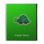 Green Turtle iPad Folio Cases