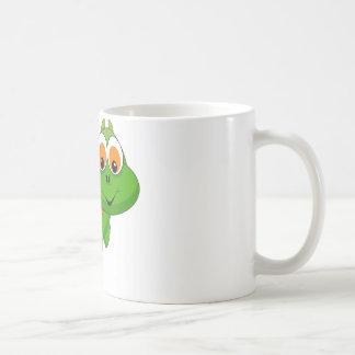 Green Turtle Mug - Fun Mug