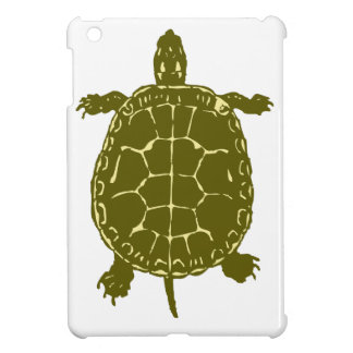 Green Turtle Shell Sea Ocean Gift Present iPad Mini Cover