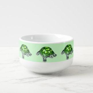GREEN TURTLE SOUP MUG