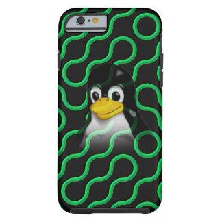 Green Tux Truchet Tough iPhone 6 Case