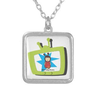 Green TV LLD Necklace