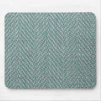 Green upright strings and gray strins mouse pad