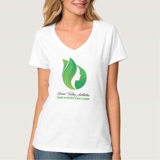 Green Valley Aesthetics - Female - T-Shirt