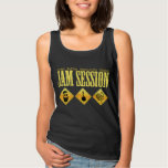 Green Valley Community Center Jam Session Tank Top