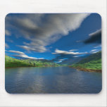 Green Valley Current Mouse Pad