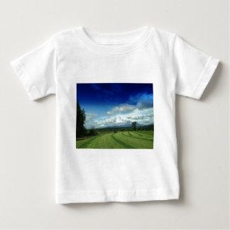 Green Valley Grass Baby T-Shirt