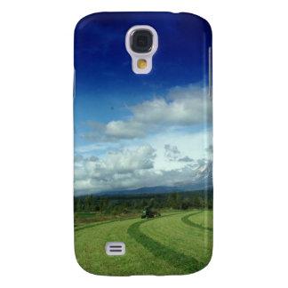 Green Valley Grass Samsung Galaxy S4 Cover