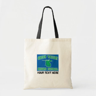 Green Valley Knights Budget Tote Bag
