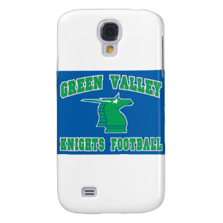 Green Valley Knights Samsung Galaxy S4 Cover