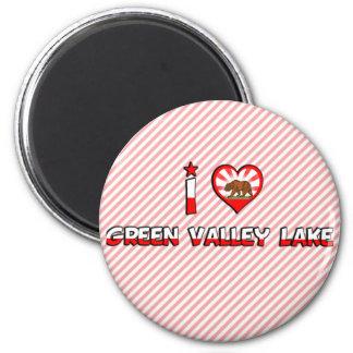 Green Valley Lake, CA Fridge Magnets