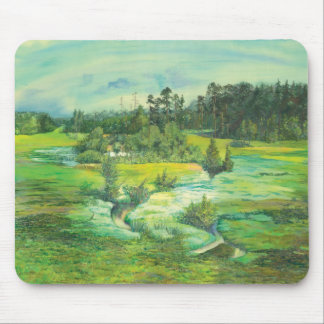 green valley mouse pad