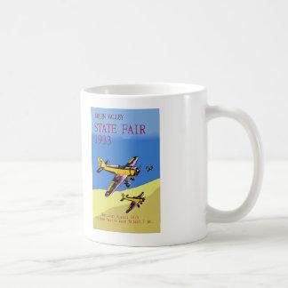 Green Valley  State Fair 1933 Coffee Mug