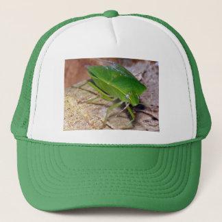 Green Vegetable Bug Trucker Hat