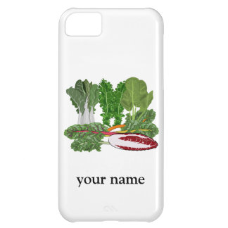 Green Vegetables Personalized Veggie iphone 5 iPhone 5C Covers