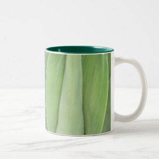 Green Velvet mug