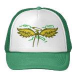Green Version of Veni Vidi Vici Hat