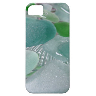 Green Vibrations Green Sea Glass iPhone 5 Cases