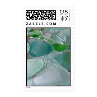 Green Vibrations Postage