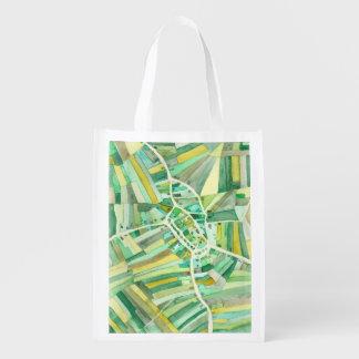 Green Village Reusable Grocery Bag