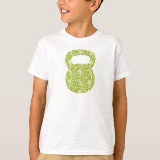 Green Vine Kettlebell T-Shirt