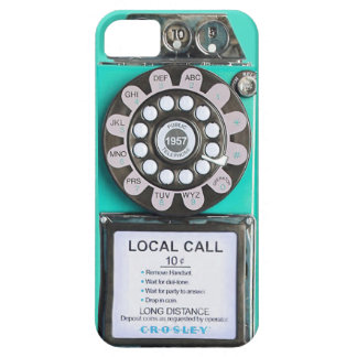 green vintage payphone iphone case iPhone 5 covers