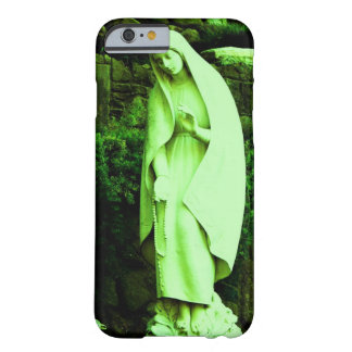 Green Virgin Mary Statue Barely There iPhone 6 Case