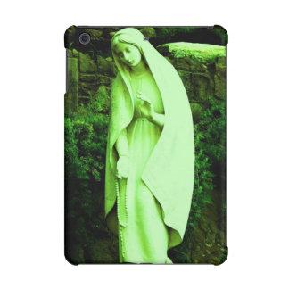 Green Virgin Mary Statue iPad Mini Retina Case