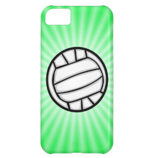 Green Volleyball iPhone 5C Covers