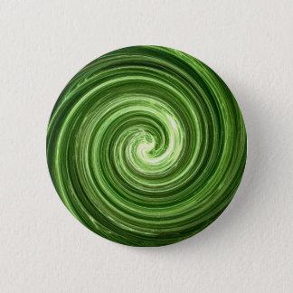 Green Vortex Button