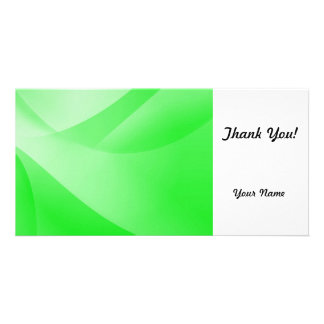 Green Wallpaper Card
