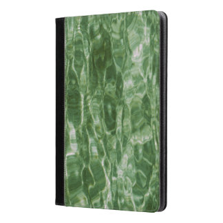 Green Water Abstract Photo iPad Air Case