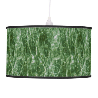 Green Water Ceiling Lamp