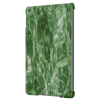 Green Water Cover For iPad Air