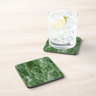 Green Water Drink Coaster