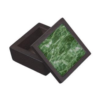 Green Water Jewelry Box
