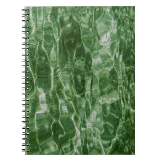 Green Water Notebook