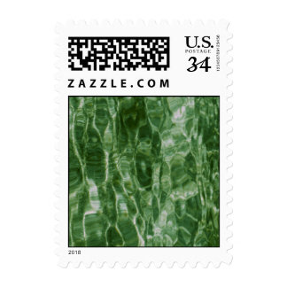 Green Water Postage