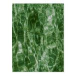 Green Water Postcard