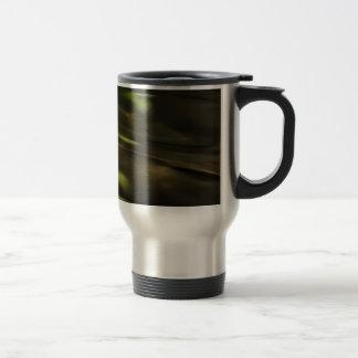 Green Water Ripples Mug