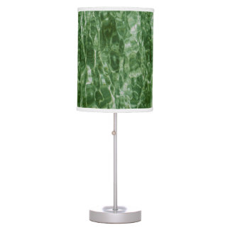 Green Water Table Lamp