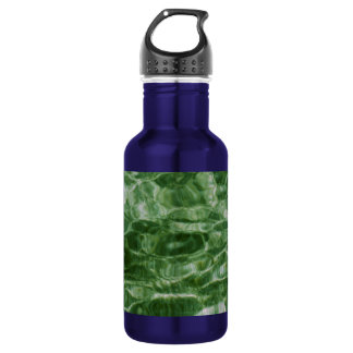 Green Water Water Bottle