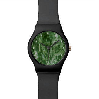 Green Water Wrist Watches