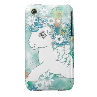 Green Watercolor Design iPhone 3 Case-Mate Case