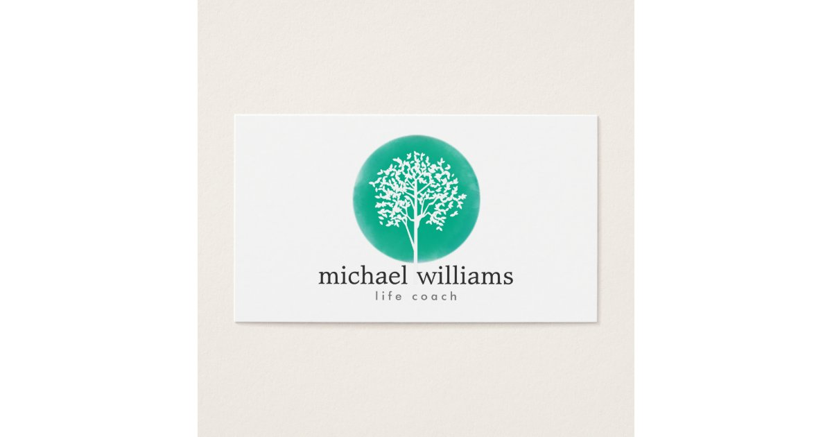 Green Business Cards & Templates | Zazzle