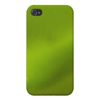 Green Wave Dream iPhone 4/4S Cover