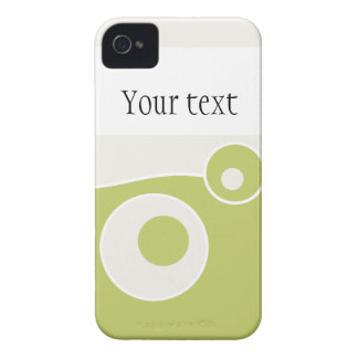 Green Wave iPhone 4 Covers